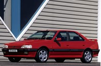 Peugeot 405 II