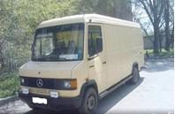 Mercedes Truck T2/LN1