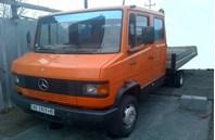 MERCEDES BENZ TRUCK Truck T2/LN1