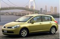 Nissan Tiida ASIA