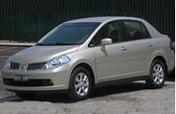 Nissan Tiida LATIO ASIA