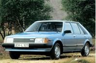 Mazda 323 II 5 dr