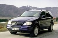 Mercedes ML/GLE